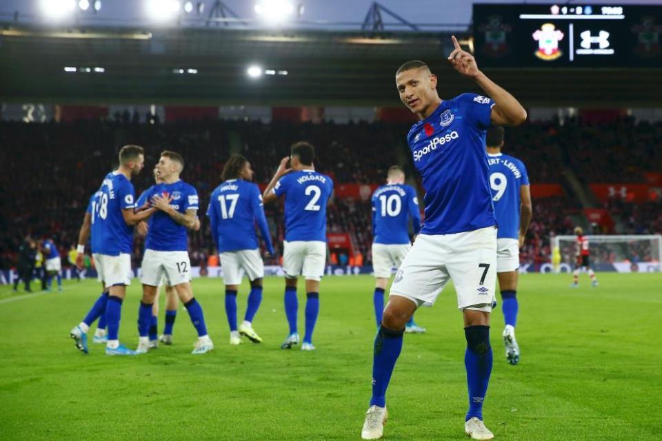 Everton Sangat Berhasrat Bisa Unjuk Gigi Di Liga Champions