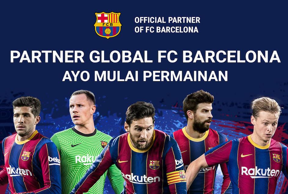 Barcelona 1x Bet