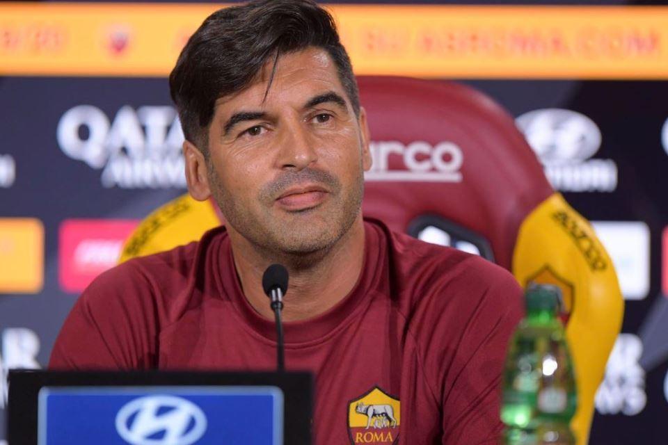 Fonseca Soroti Mental Roma Yang Kerap Kalah Dari Tim-Tim Kuat Italia