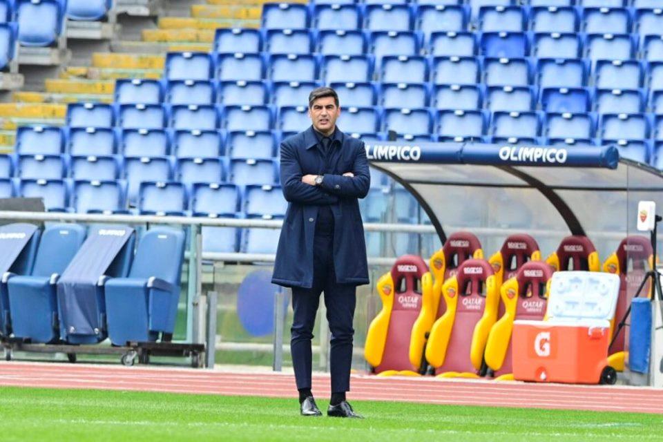 Fonseca Tak Puas Dengan Kemenangan 1-0 Roma Atas Genoa
