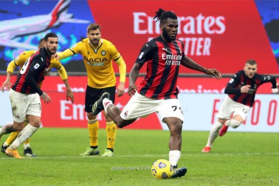 Franck Kessie Dan Rekor Penalti Di Milan: Sempurna!