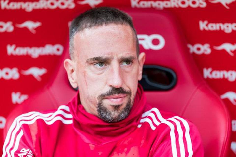 Ribery: Bayern Bisa Juara Champions Lagi