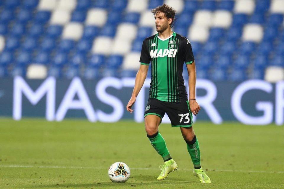 Gelandang Sassuolo Ini Diklaim Punya Kualitas Tuk Main Di Juventus Dan Man City