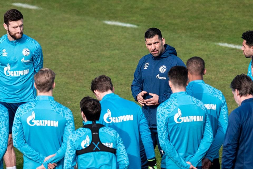 Latih Schalke, Dimitrios Grammozis Berusaha Yang Terbaik