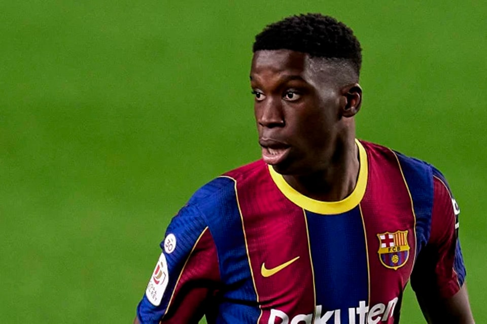 Leipzig Incar Youngster FB Barcelona Ilaik Moriba