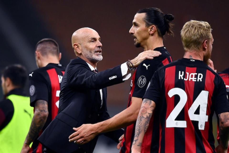 Selama Masih Diinginkan, Ibrahimovic Bakal Tetap Di Milan