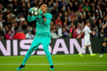 Ini Beda PSG dengan Madrid Meurut Keylor Navas