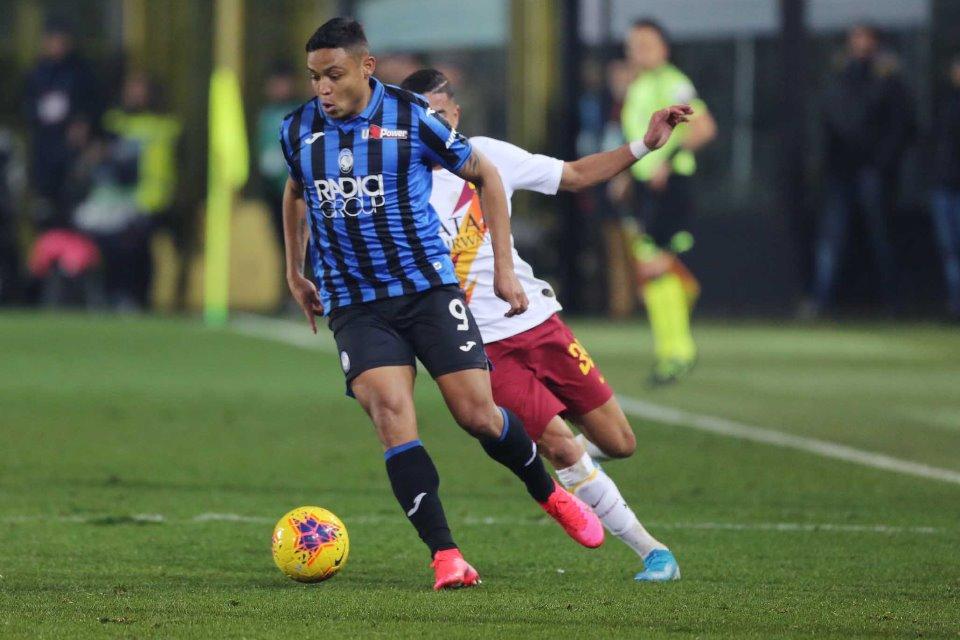 Inter Milan Mau Bajak Luis Muriel Dari Atalanta
