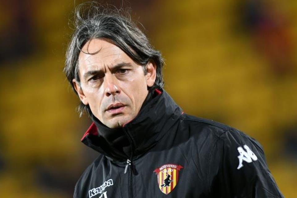 Inzaghi Pede Benevento Kembali Bisa Curi Poin dari Juventus