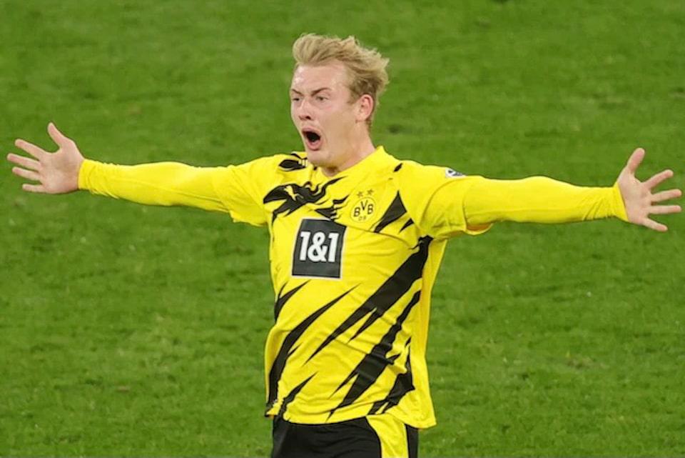 Dortmund Bisa Lepas Brandt dengan Harga Miring