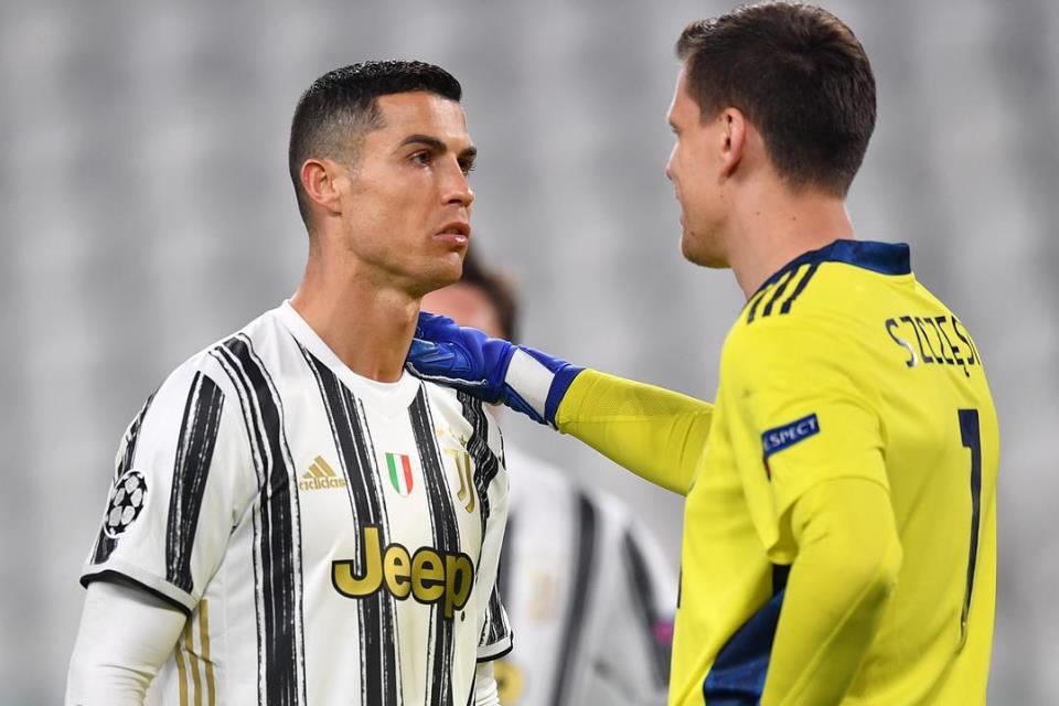 Juventus Merana: Kehebatan Ronaldo Di Serie A Tak Berefek di Eropa