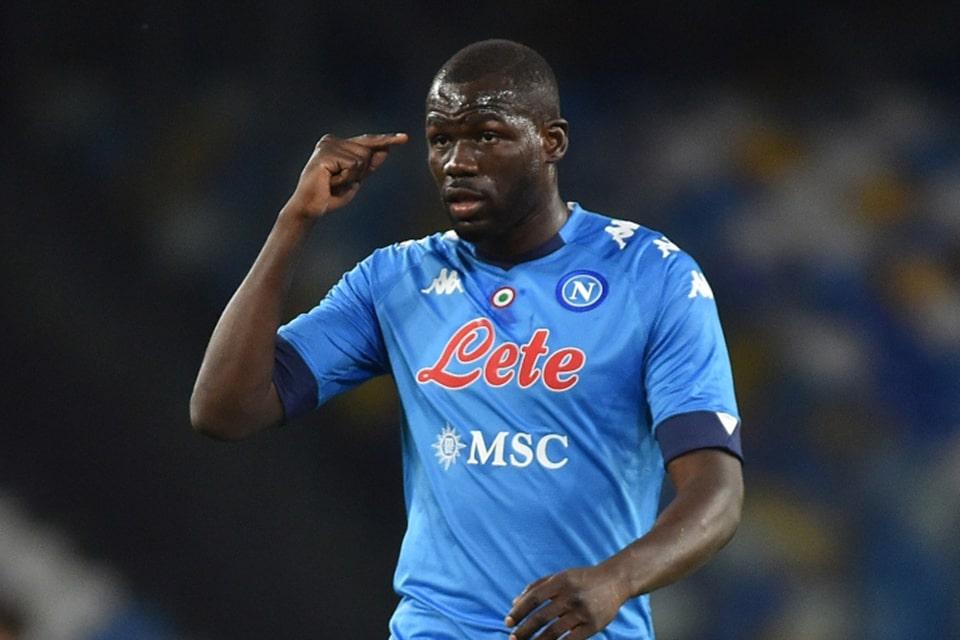 Bayern Muenchen Tawar Koulibaly dari Napoli