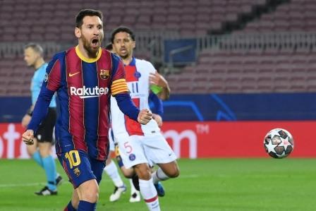 Kapten PSG: Semua Orang Ingin Bermain dengan Messi