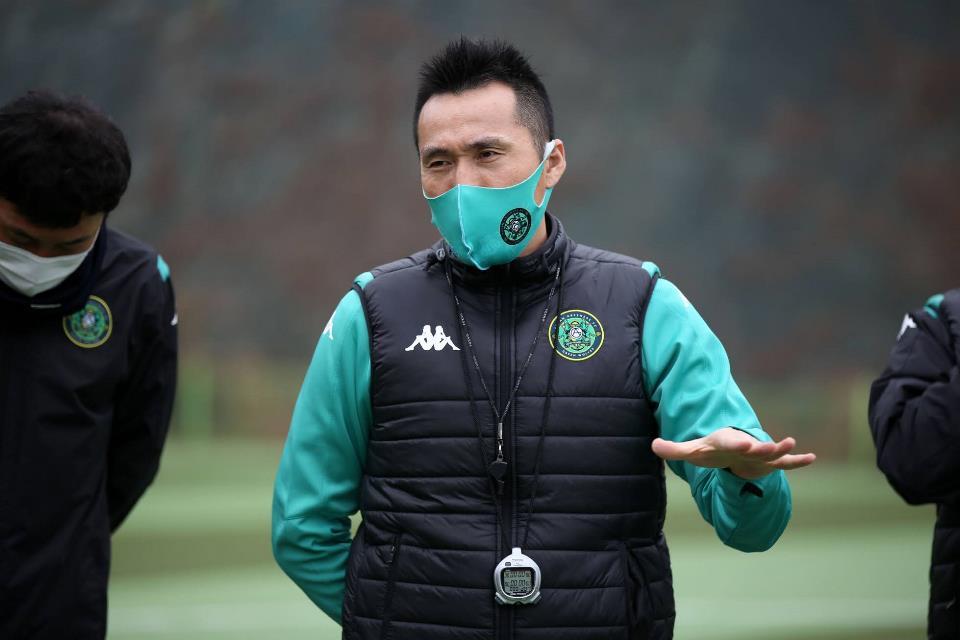 Pelatih Ansan Greeners Sebut Kondisi Asnawi Mangkualam Belun Cukup Fit