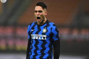 Masih Berhutang Transfer Lukaku, MU Minta Inter Serahkan Lautaro Martinez