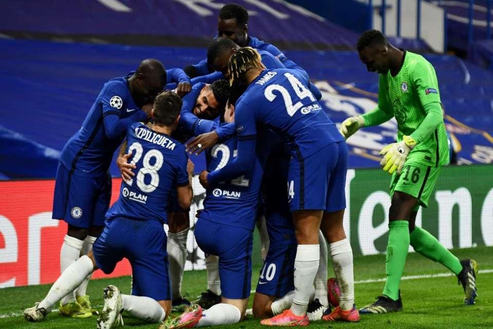 Liga Champions: Duel Chelsea vs Porto Dipindah ke Sevilla