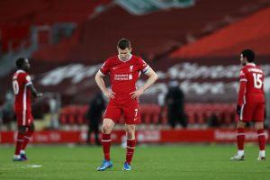 Lima Kali Beruntun Kalah Di Anfield, Liverpool Pecahkan Rekor