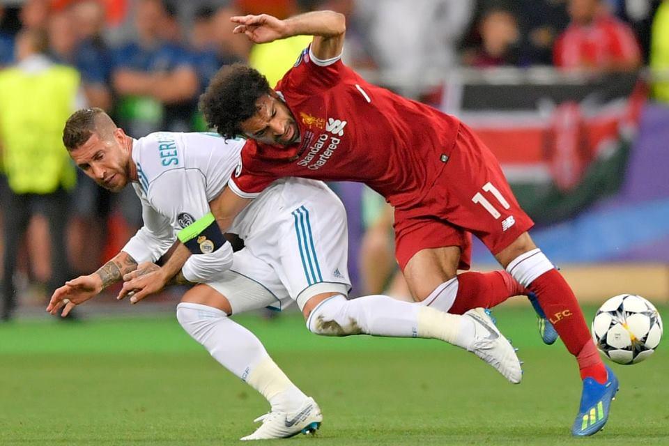 Madrid vs Liverpool, Mo Salah: Tidak Ada Misi Balas Dendam Tuk Ramos
