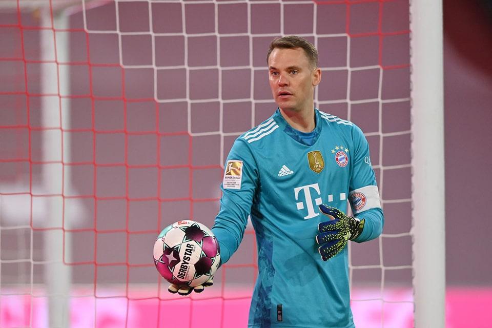 Neuer Ungkap Kerinduan Kepada Suporter