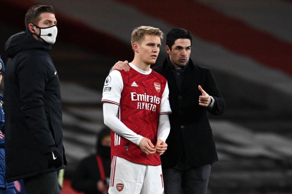 Martin Odegaard Digadang-Gadang Jadi Kapten Masa Depan Arsenal