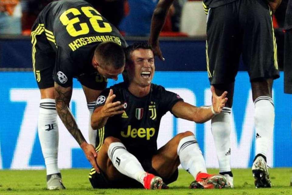 Masih Bisa Juara Di 2 Kompetisi, Musim Juventus Tetap Dinilai Mengecewakan