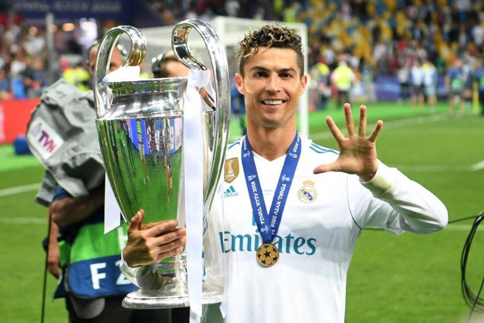 Mo Salah: Tanpa Ronaldo Kekuatan Madrid Jauh Menurun Tapi..