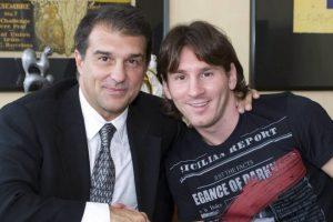 Momen Laporta di Barca, Pilih Messi Ketimbang Bintang Madrid Ini