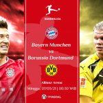 Prediksi Bayern vs Dortmund: Duel Klasik Bundesliga