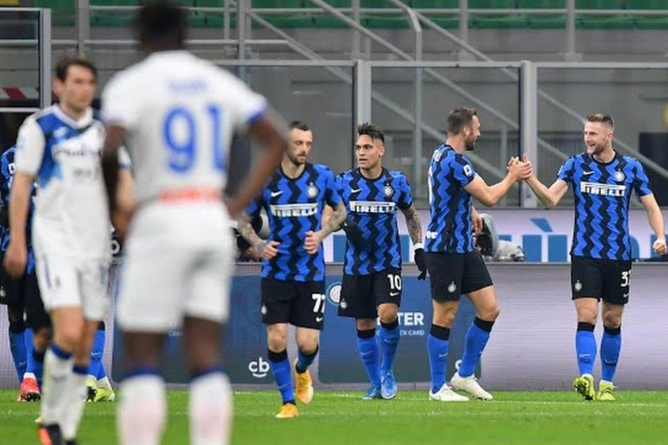 Paling Subur di Serie A, Inter Cuma Bikin Satu Shot on Target Lawan Atalanta
