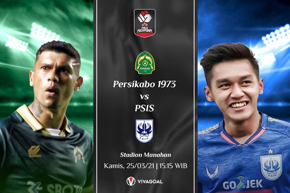 Persikabo 1973 vs PSIS Semarang: Prediksi dan Link Live Streaming