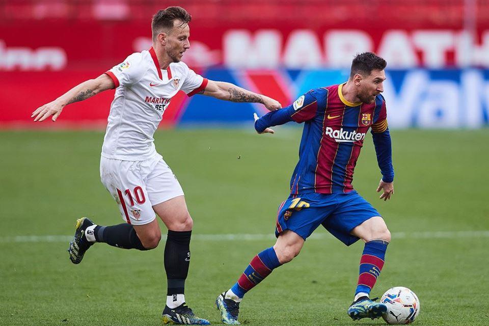 Rakitic: Anda Tidak Bisa Memberi Barcelona Sekecil Apa pun!