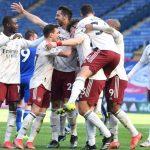 Rekor Dan Catatan Dari Kemenangan 3-1 Arsenal Atas Leicester