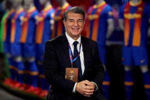 Resmi Jadi Presiden Barcelona, Ini Pernyatan Joan Laporta