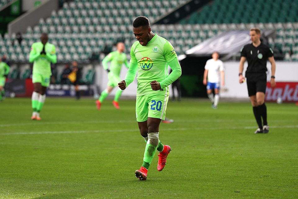 Gelandang Wolfsburg Yakin Bermain di Kompetisi Eropa