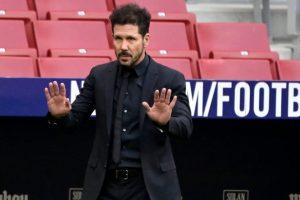 Simeone: Kata Siapa Atletico Favorit Juara La Liga