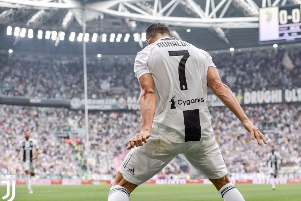 Lewati Rekor Sepanjang Masa Pele, Ronaldo Belum Puas