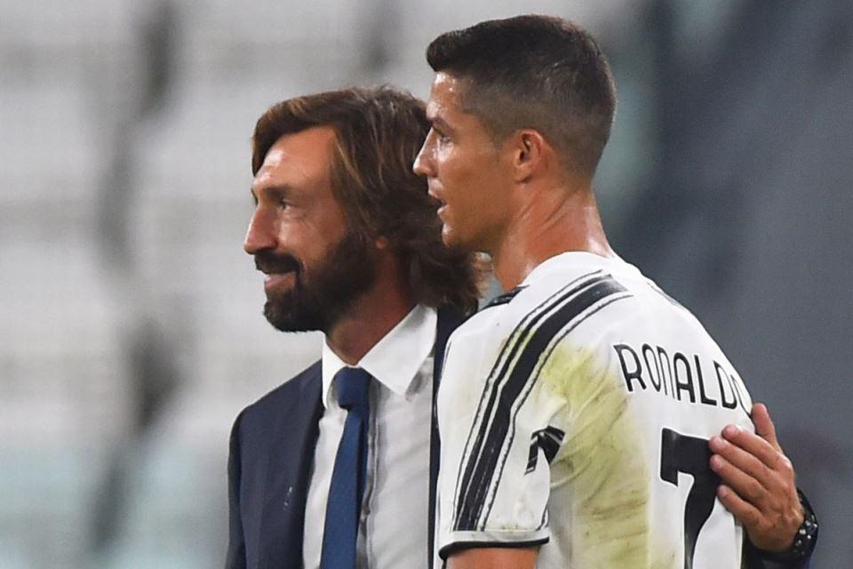 Tagar Pirlo Dan Ronaldo Out Bergema Di Sosial Media