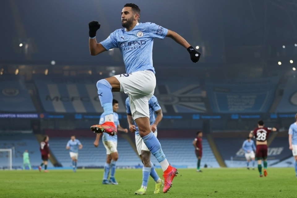 Tambah Daya Serang, Madrid Incar Bintang Manchester City