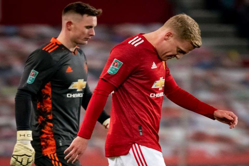 Donny van de Beek Adalah Rekrutan Terburuk Manchester United
