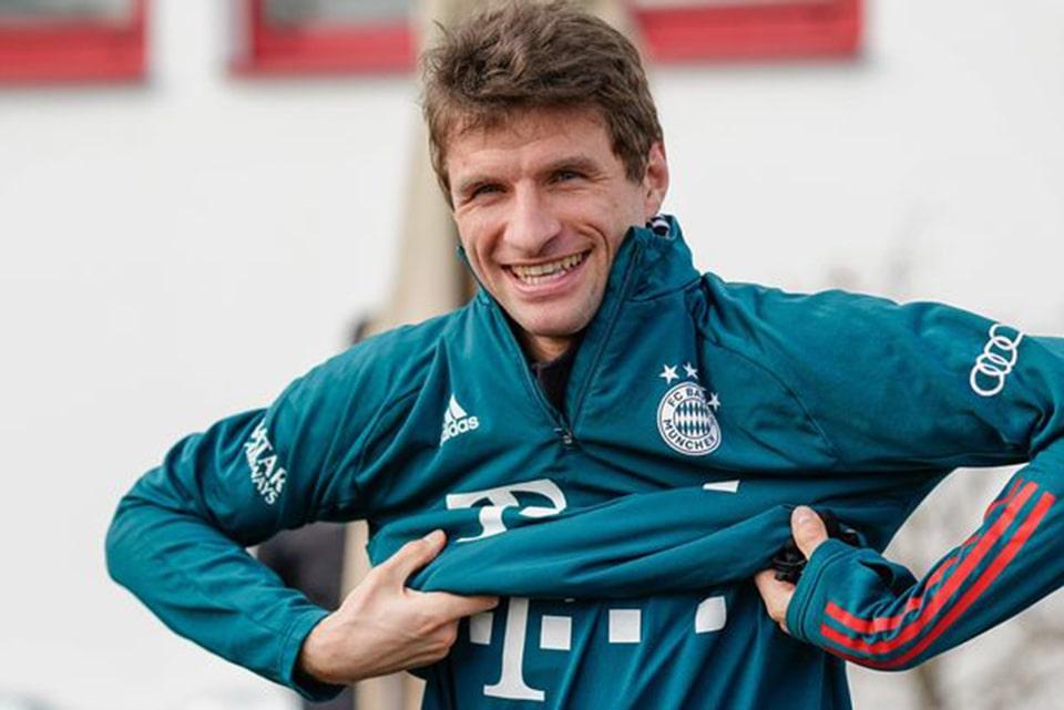 Muller Mulai Ketagihan Menerima Kritik