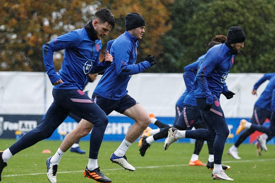 Ada Kejutan yang Hadir dalam Skuat Timnas Inggris di Kualifikasi Piala Dunia 2022