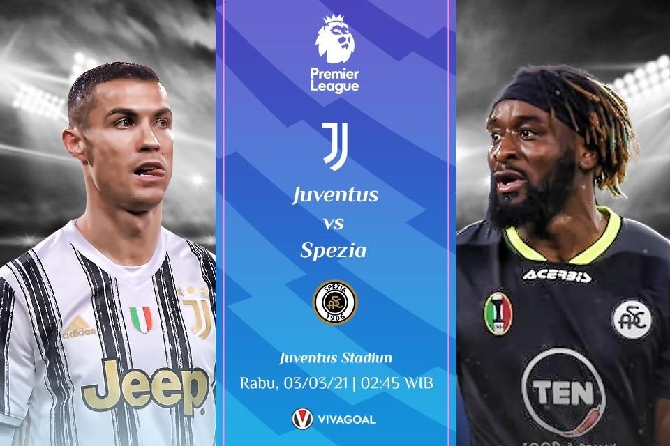 Prediksi Juventus vs Spezia: Waspada Tim Pembunuh Raksasa