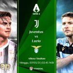 Prediksi Juventus vs Lazio: Biancocelesti Unggul Head To Head