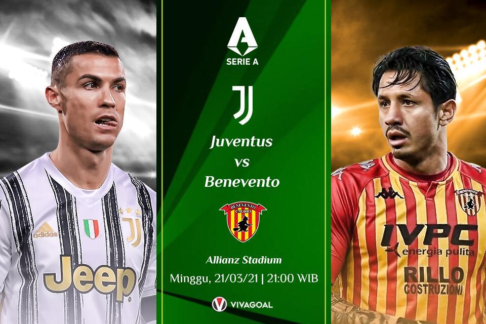 Prediksi Juventus vs Benevento: Tiga Poin Yang Mudah Di Allianz Stadium