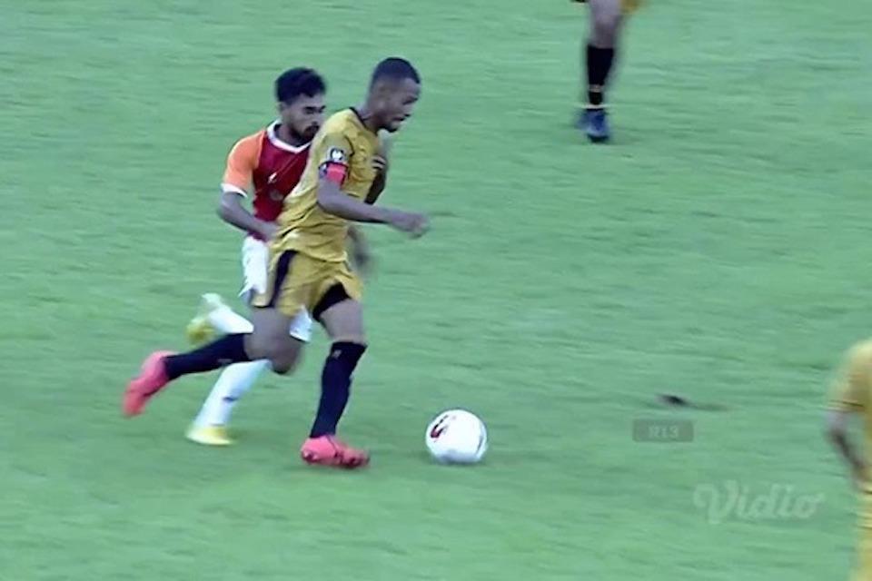 Borneo FC Vs Bhayangkara