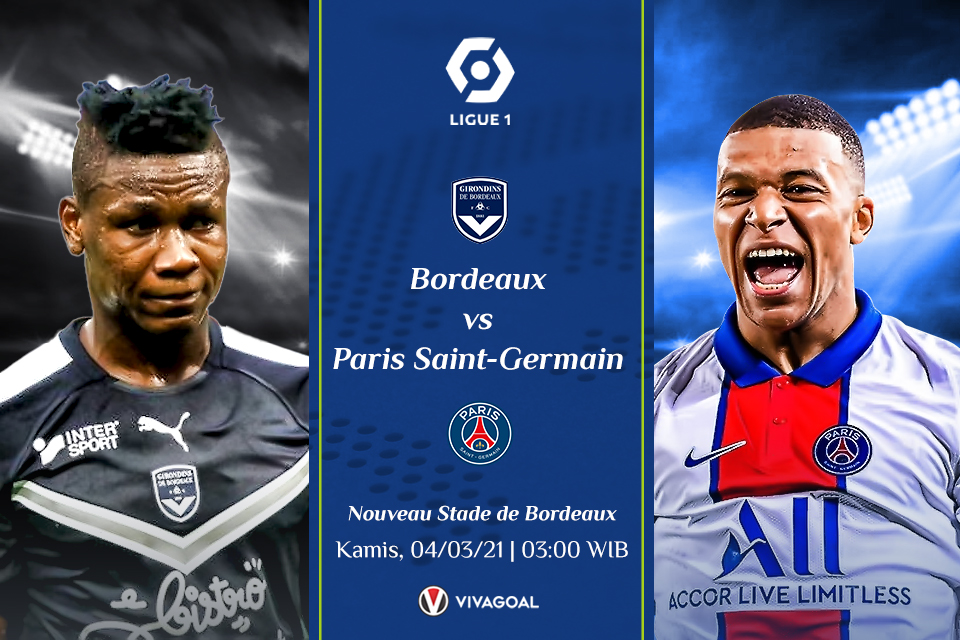 Bordeaux Vs PSG