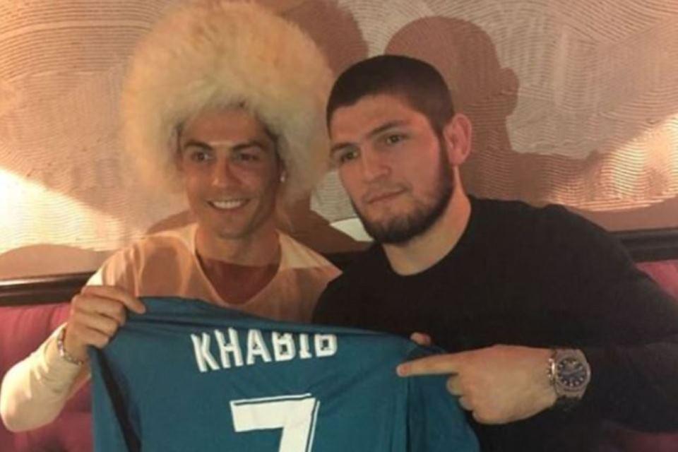 Khabib Nurmagomedov Sebut Ronaldo Punya Ketakutan Terbesar dalam Hidupnya, Apa Itu?