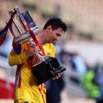 Gelar Copa Del Rey jadi Ajang Perpisahan Lionel Messi?