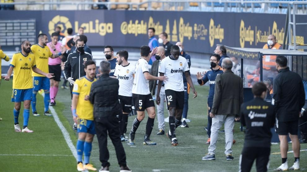 Valencia Mogok Main Usai Salah Satu Pemain Jadi Korban Rasisme