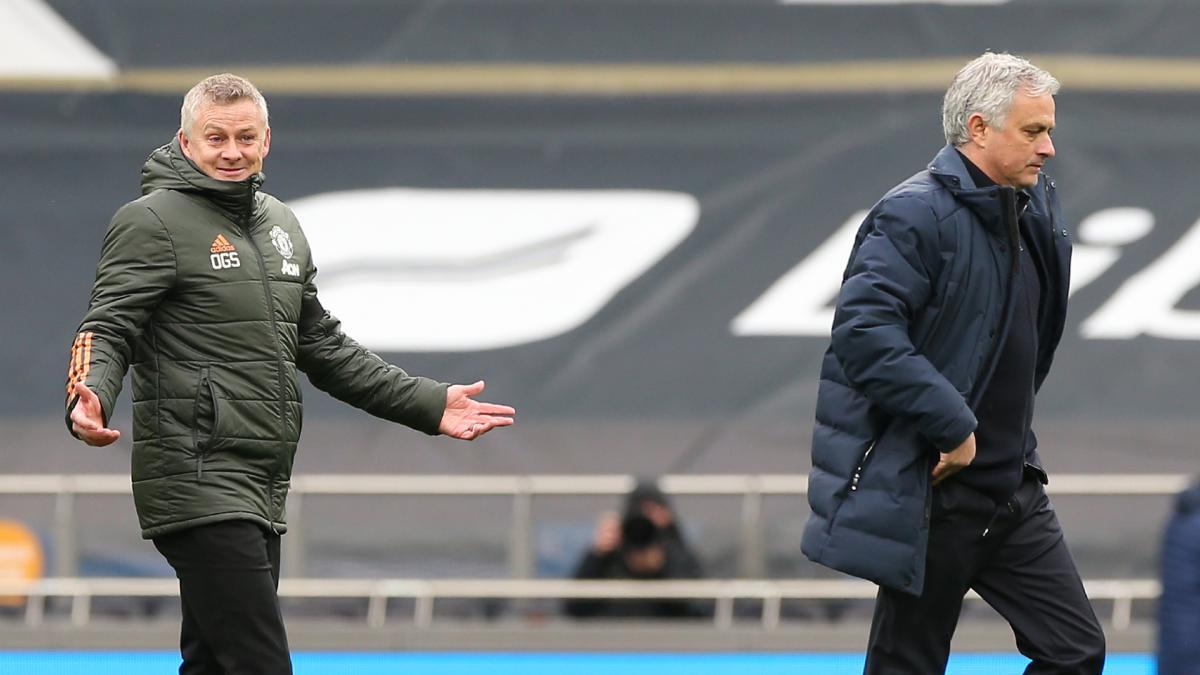 Mourinho: Beruntung Ayah Son Tak Seperti Ole